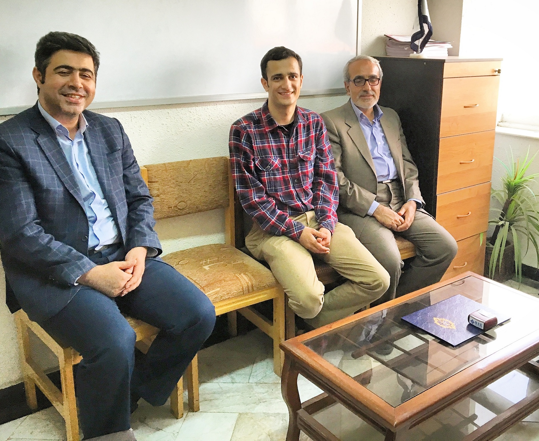 Mostafa Amin-Naji, B Sc Babol Noshirvani University of